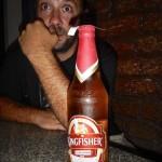 Oui un peu de bière